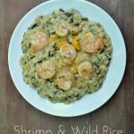 Shrimp Wild Rice Casserole