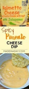 Spicy Pimento Cheese Dip 1