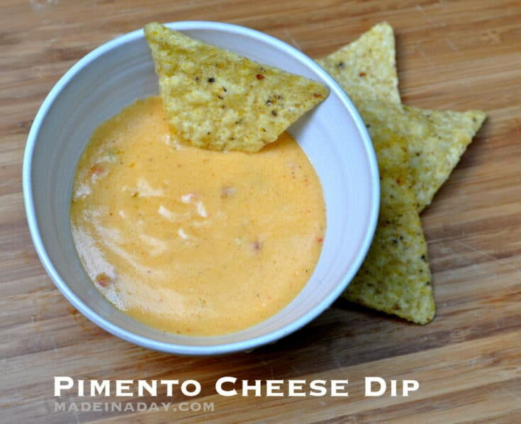 Spicy Pimento Cheese Dip 2