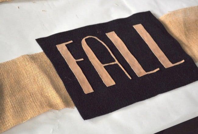DIY Pillow Wrap madeinaday.com