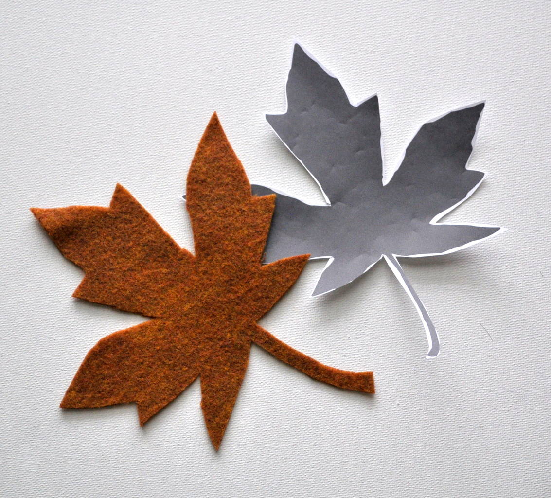 FREE Printable Leaf cutting Guide madeinaday.com