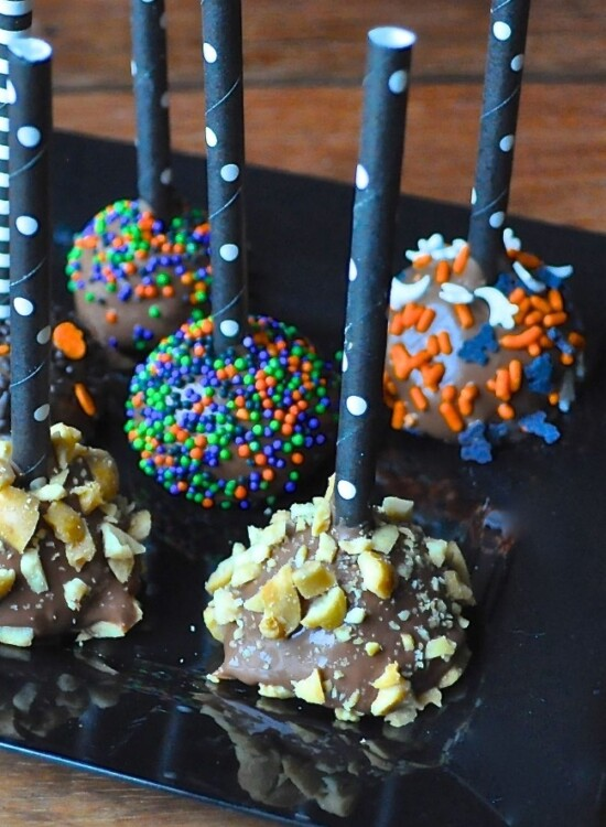 Spellbinding Mini Chocolate Covered Apples 7