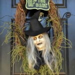 Sinful Bewitching Witch Halloween Decor 5