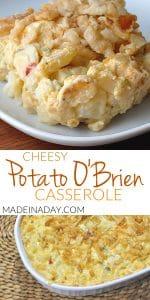OBrien Potato Casserole 1