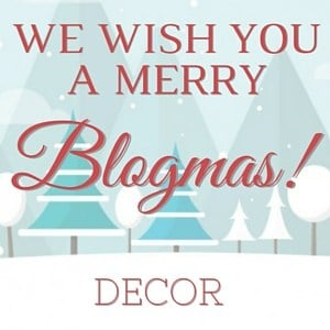 Blogmas Extravaganza Linky Party: Decor Edition