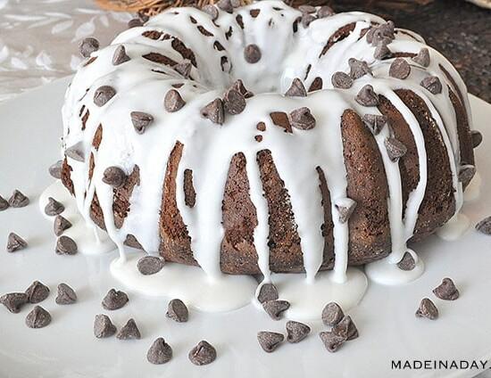 Chocolate Chip Chocolate Cake Recipe 5