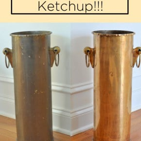Clean Brass with Home Remedies 6