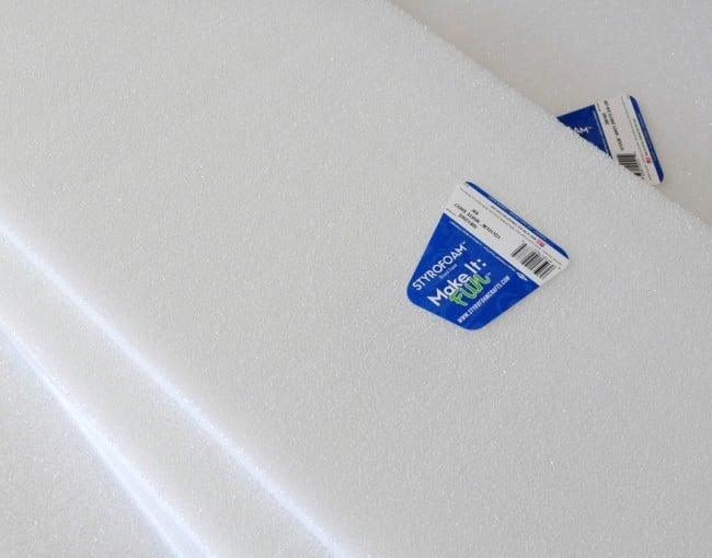 Foam wall art