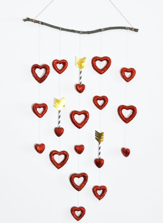 Simple Valentine Sweetheart Mobile 3