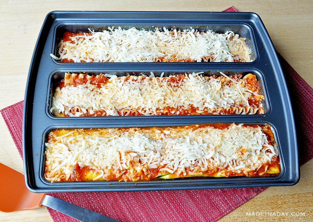 Spinach Lasagna and Lasagna Trio Pan Review