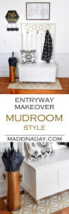 How to Update an Entryway into a Mudroom 1
