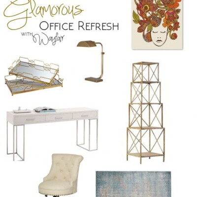 Room Refresh Spring Home Office