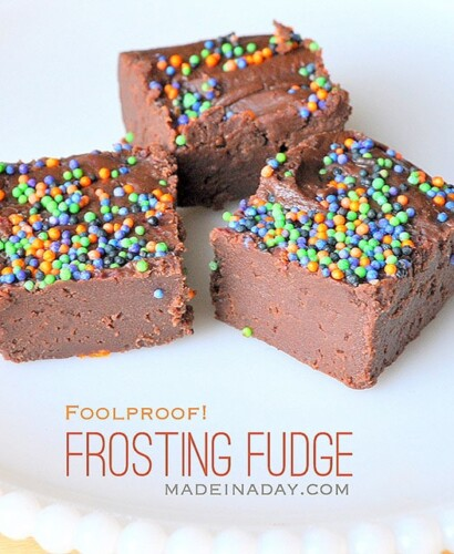 Simple Frosting Fudge 4
