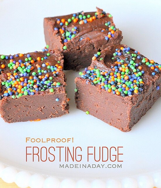 Simple Frosting Fudge 4