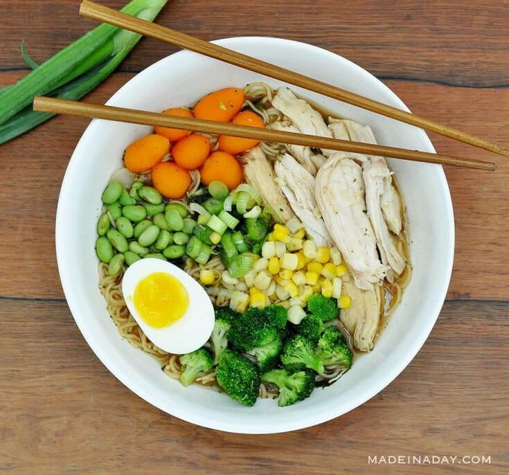 Easy Homemade Restaurant Style Miso Ramen 6