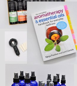 Essential Oils Starter Kit for Beginners 31