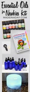 Essential Oils Starter Kit for Beginners 1