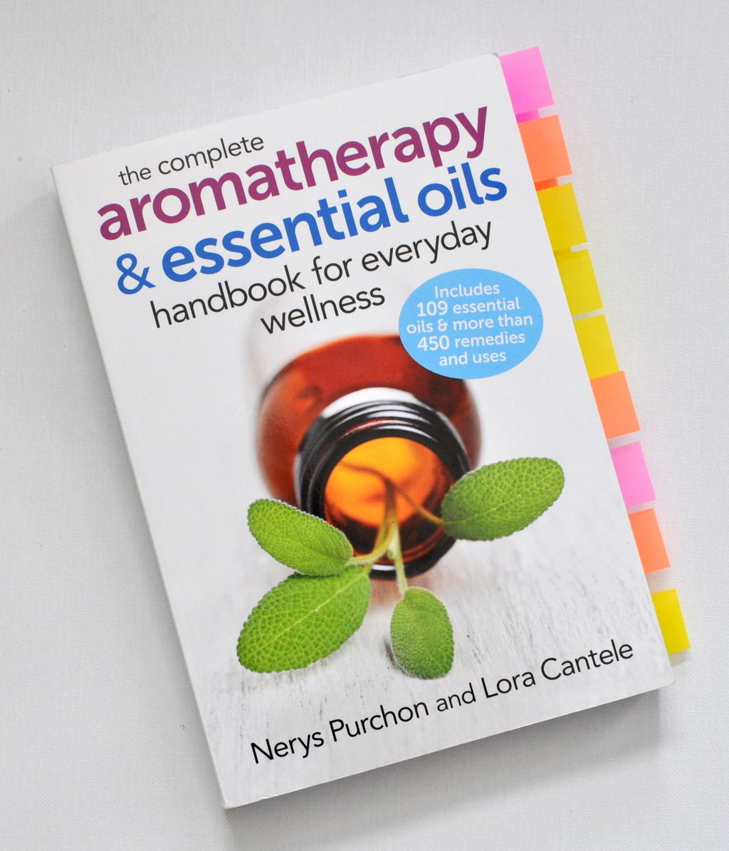 Favorite Essential Oils Book madeinaday.com