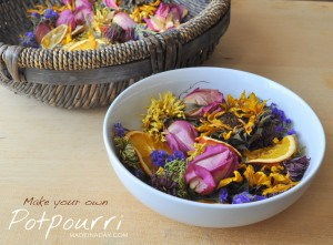 Make your own potpourri madeinaday.com