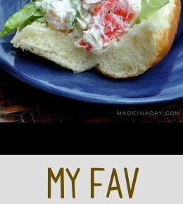 My Favorite Dreamy Seafood Salad Recipe 1