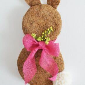 Sweet Easter Bunny Wreath 29