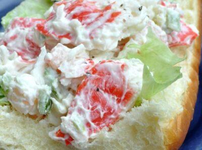 My Fav Seafood Salad Recipe Publix Copycat