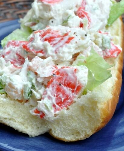My Favorite Dreamy Seafood Salad Recipe 35