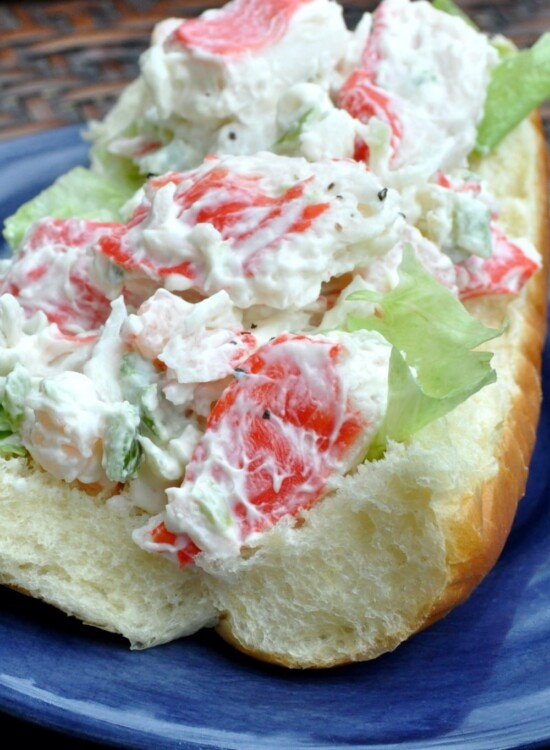 My Fav Seafood Salad Recipe Publix Copycat 7