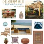 Chic Bohemian Patio 6