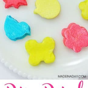 How to Dip Dye Marshmallows with Food Coloring 29