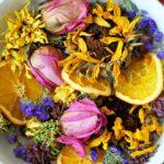 Silk Rose Cascade Bouquet 4