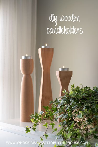 diy-wooden-candle-holders