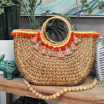 Stitched Tassel Coil Basket Makeovers 1