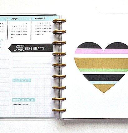 Loving my Happy Planner with Free July Printable Planner Stickers 31