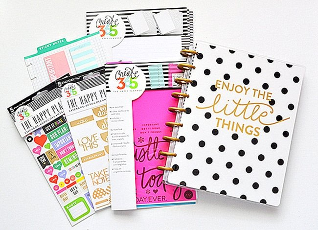 how to use the Happy Planner