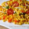 Corn Tomato Salad with Vidalia Onions