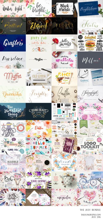 LOOKING FOR POPULAR FONTS? $1 GRAPHICS, FREEBIES +MORE