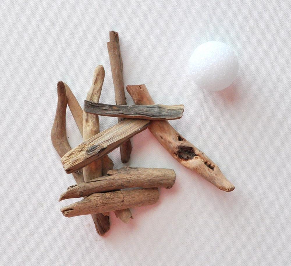 Driftwood Orb -2