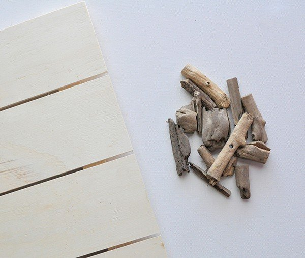 Driftwood Pallet Art