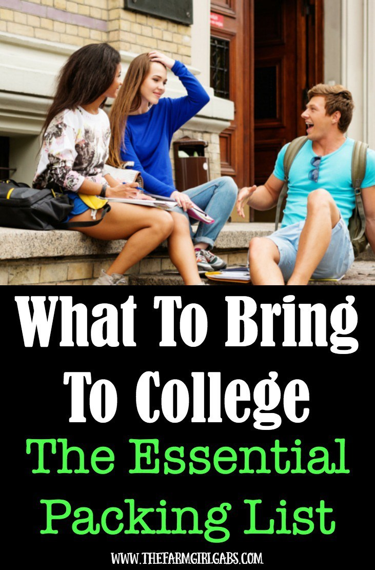 Essential-College-Packing-List