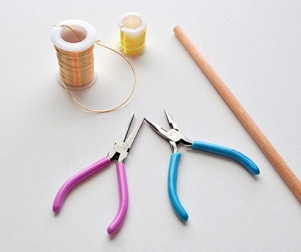easy wire bracelets
