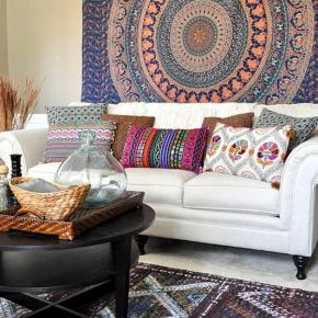 Rug Wall Art: How to Hang a Rug Like a Tapestry 37