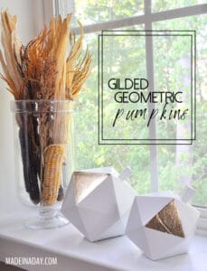 fall-gold-white-gilded-geometric-pumpkins-on-madeinaday-com