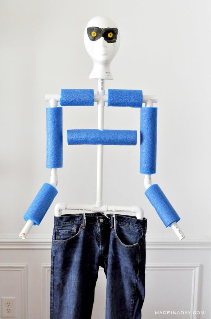 DIY PVC Dummy