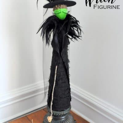 Wicked Witch Cone Figurine
