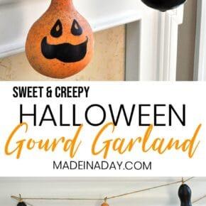 Irresistible Halloween Gourd Garland 31