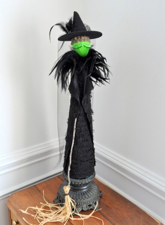 Wicked Witch Cone Figurine 32