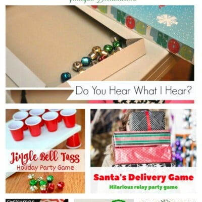 12 Super Fun Christmas Holiday Party Games