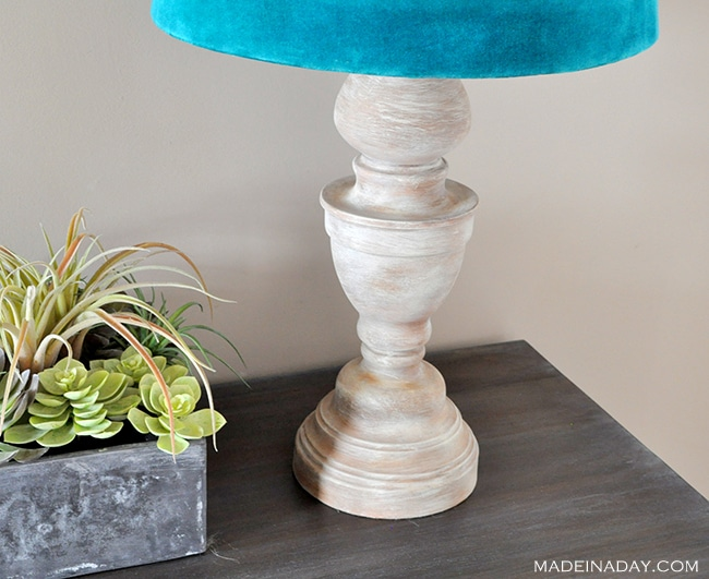 brass-to-wood-diy-spindle-lamp-madeinaday-com