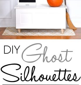 Thrilling Haunted Ghost Silhouettes 29